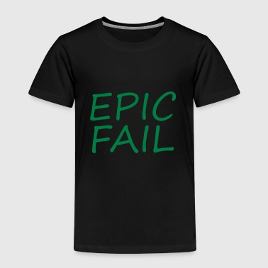 Fail Epic Fail - Kinderen Premium T-shirt