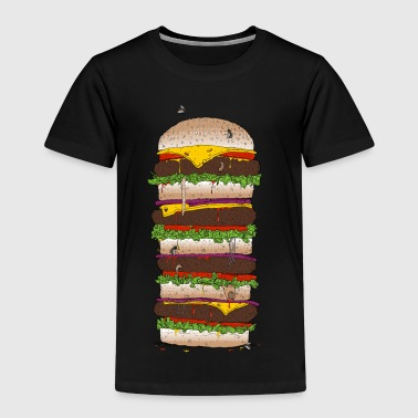 Giant Burger - Kinderen Premium T-shirt