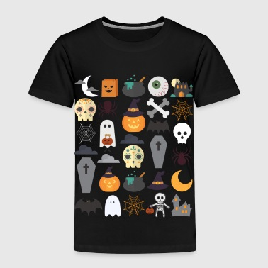 Mashup Halloween mashup - Premium T-skjorte for barn