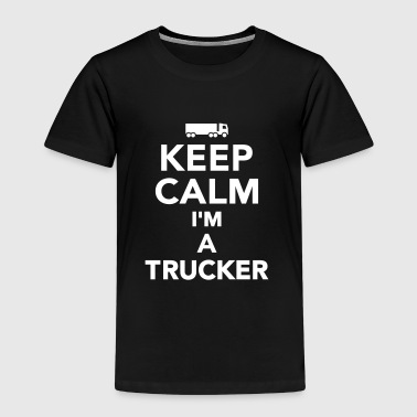 Trucker - Kinder Premium T-Shirt