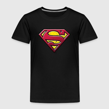 Superman Logo Men Hoodie - Børne premium T-shirt
