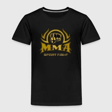 Combat MMA sport fight - T-shirt Premium Enfant