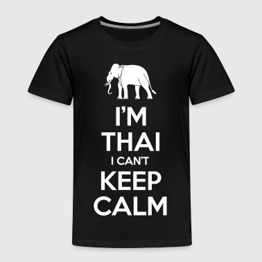 I'm Thai I Can't Keep Calm - Kids' Premium T-Shirt