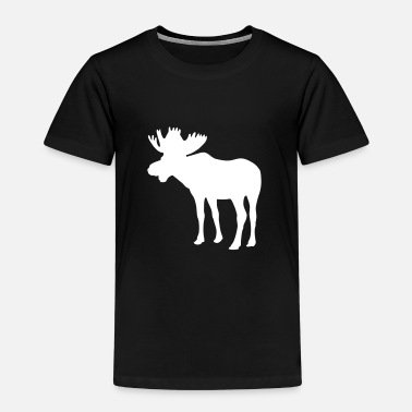 Sweden moose - Kids' Premium T-Shirt