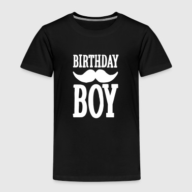 Boy Birthday Boy Hipster - Kids' Premium T-Shirt