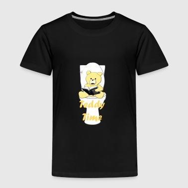 teddy time - Kids' Premium T-Shirt