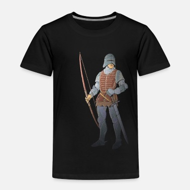 Archers Archers Brace Yourselves patjila - Kids' Premium T-Shirt