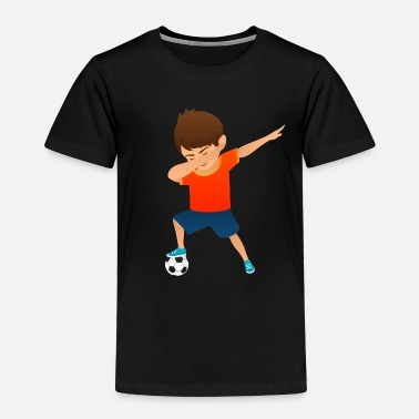 Fortnite Soccer Boy Dab Dance - Kinderen Premium T-shirt