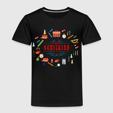 schulkind_02201601 - Kinder Premium T-Shirt