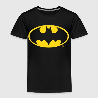DC Comics Batman Logo gold - Kinderen Premium T-shirt