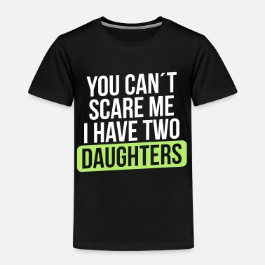 Can Two Two Daughters - Kinder Premium T-Shirt