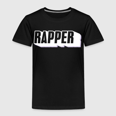 Rapper - Kinder Premium T-Shirt