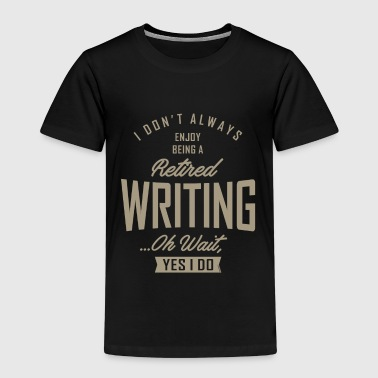 Writing - Kids' Premium T-Shirt