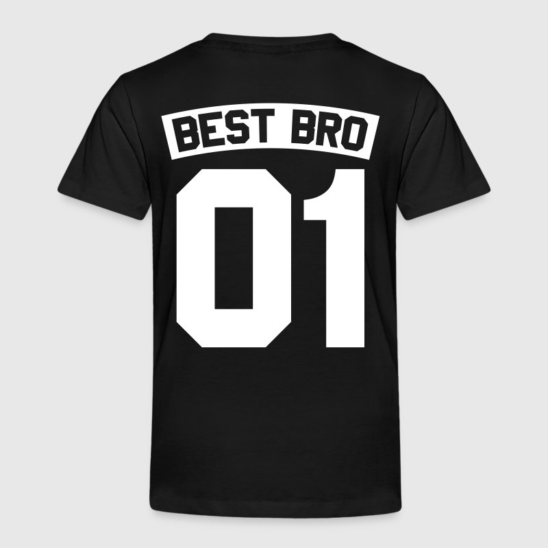 Best Bro - Kinder Premium T-Shirt