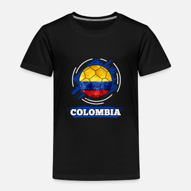 Country Country Flag Colombia / Colombia - Kids' Premium T-Shirt