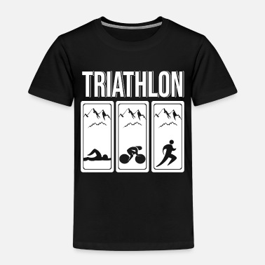 Triathlon Triathlon - Kids' Premium T-Shirt