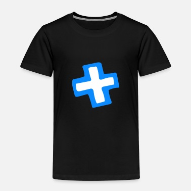 Plus Plus - Kinder Premium T-Shirt
