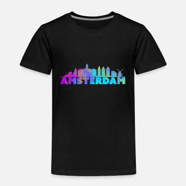 Holland Amsterdam Holland capital travel drug gift - Kids' Premium T-Shirt