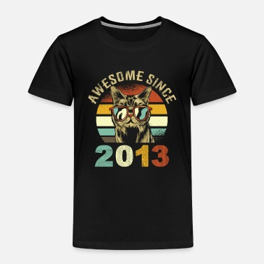 Since Awesome Since 2013 - Kinder Premium T-Shirt
