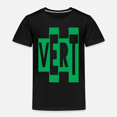 green shift - Kids' Premium T-Shirt