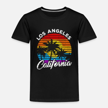 Los Angeles Los Angeles - Kinder Premium T-Shirt