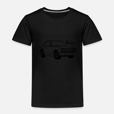 Touge GTR 1 - Kids' Premium T-Shirt