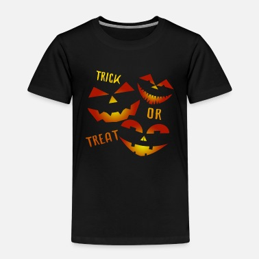 Trick Or Treat Trick or Treat Trick or treat - Kinderen premium T-shirt