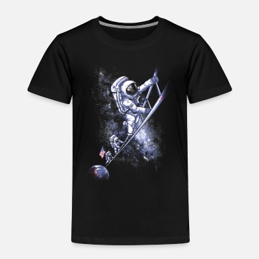Astronaut July 1969 - Kinder Premium T-Shirt