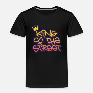 Airbrush King of the Airbrush hobby artist - Kids' Premium T-Shirt