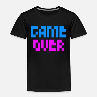 Game Over Game Over - Kinder Premium T-Shirt