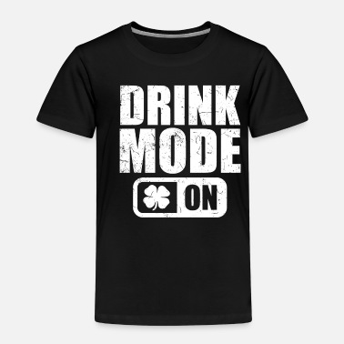 Language Ireland T-Shirt Gift Drinking Party Drinking Beer - Kids' Premium T-Shirt