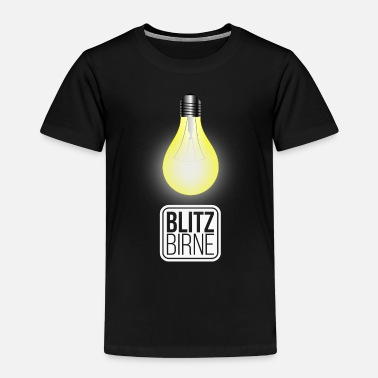 Clever Lightbulb Clever Clever - Premium T-shirt barn