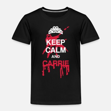 Keep Calm keep calm - Kinderen premium T-shirt