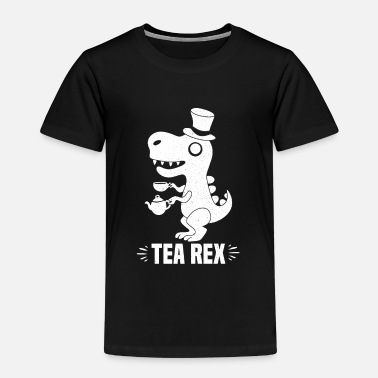 TeaRex - Kinder Premium T-Shirt