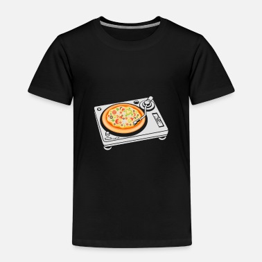 Scratch Pizza Scratch DJ - Kinderen premium T-shirt