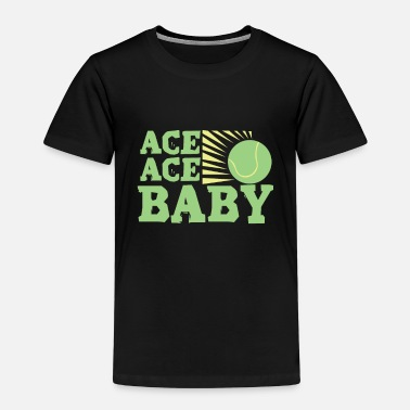 Family Tennis Ace Ace Baby - Kids' Premium T-Shirt