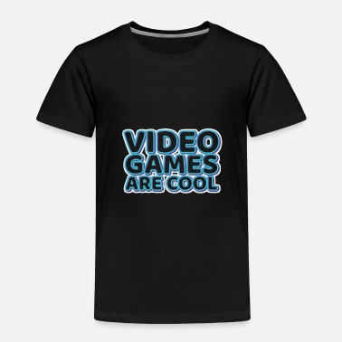 Video Video Games - Kinder Premium T-Shirt