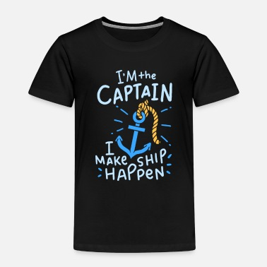 Boat Boat Boating Boating - Kids' Premium T-Shirt