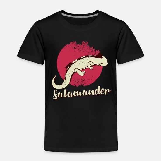 cheap for discount e3cae be0a3 salamander Kinder Premium T-Shirt | Spreadshirt