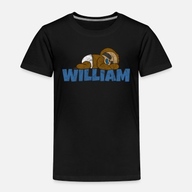 William William - Camiseta premium niño