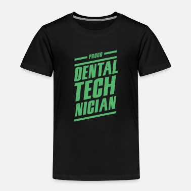 Dental Technician Dad dental technician - Kids' Premium T-Shirt