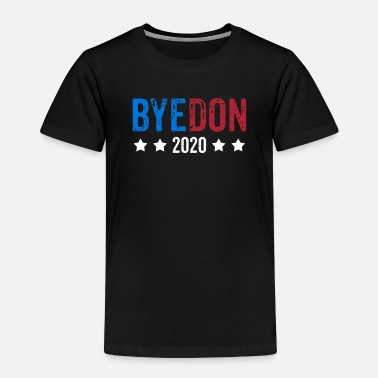 Funny Anti-Trump Election President Byedon 2020 - Kinder Premium T-Shirt