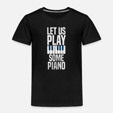 Game piano - Kids' Premium T-Shirt