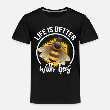 Conservation Bee conservation - Kids' Premium T-Shirt