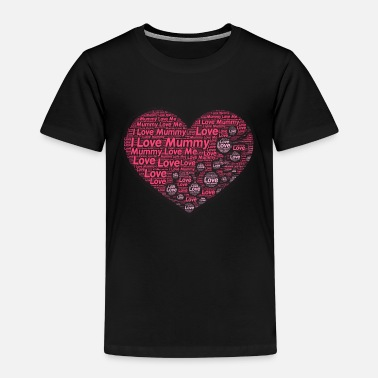 Mummy I Love Mummy - Kids' Premium T-Shirt