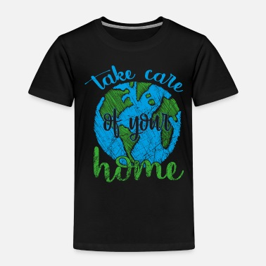 Day Earth Day - Earth Day - Kinderen premium T-shirt