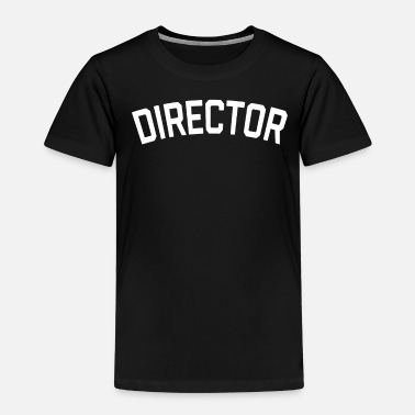 Director Simple Director T-Shirt - Kids' Premium T-Shirt