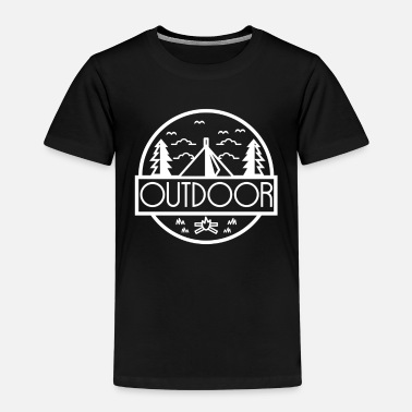 Outdoor Outdoor - Kids' Premium T-Shirt