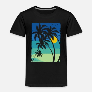 Palm Trees Palm, palm trees - Kids' Premium T-Shirt