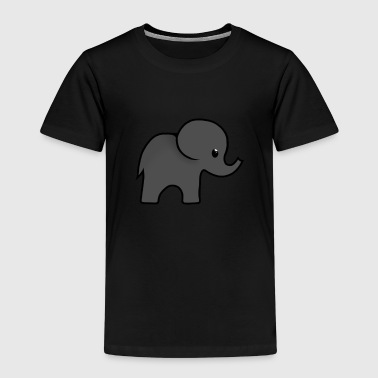 Ellie-phant - Kinder Premium T-Shirt